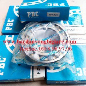 VÒNG BI - BẠC ĐẠN 22210MBW33 PBC