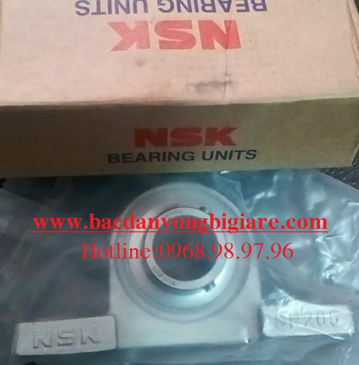 GỐI ĐỠ INOX SP205-S UCP205-P205