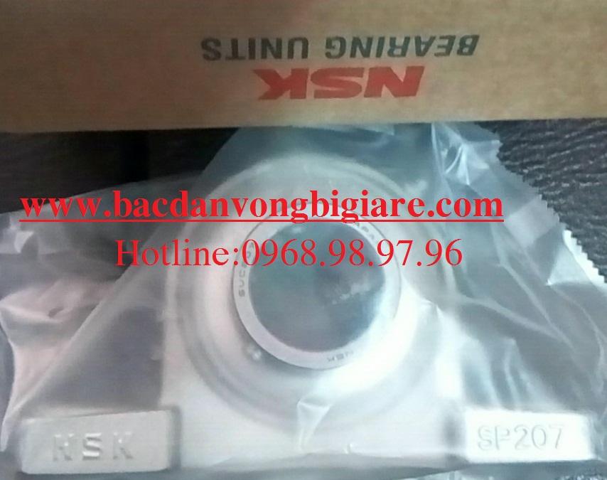GỐI ĐỠ INOX SP207-SSUCP207-SSUC207-P207-UCP207